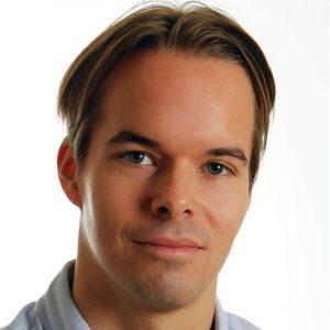 Bild på Henrik Gunnarsson