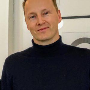 Bild på Daniel Målberg